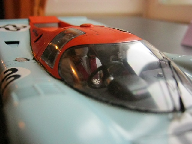 Accident Porsche 917 n°20 au Mans 11112911