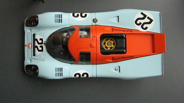 Accident Porsche 917 n°20 au Mans 11112913