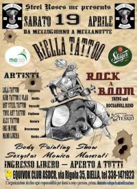 Steel Roses MC -Biella Tattoo- 19/04/2014 -BI- Biella10