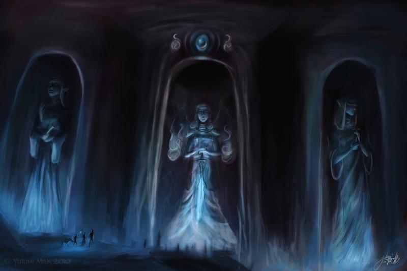 Une arrivée royale au pays sauvage  Temple10