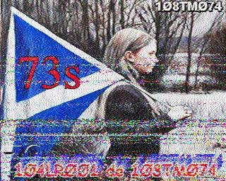 AMATEUR SSTV  Hist1310