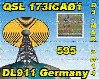AMATEUR SSTV  Hist2410