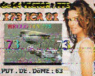 AMATEUR SSTV  Hist2411