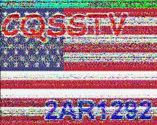 AMATEUR SSTV  Hist2415