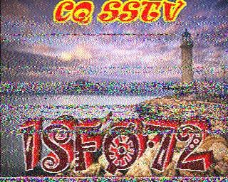 AMATEUR SSTV  Hist2421
