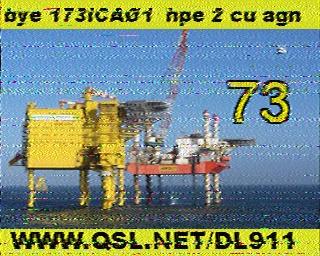 AMATEUR SSTV  Hist2510