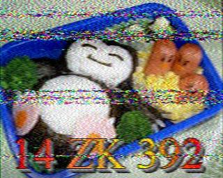 AMATEUR SSTV  Hist2511