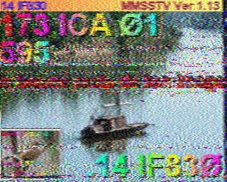 AMATEUR SSTV  Hist2517