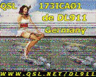 AMATEUR SSTV  Hist2610