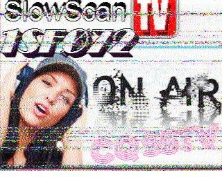 AMATEUR SSTV  Hist3010