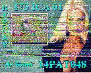 AMATEUR SSTV  Hist8_10