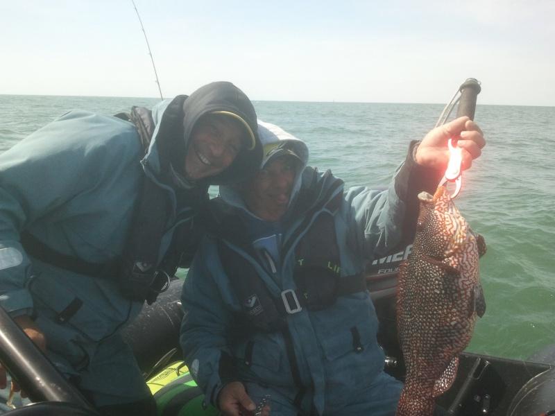 SAILTICA Fishing Samedi 3 Mai et Dimanche 4 Mai 2014 à Pornichet - Page 14 0110