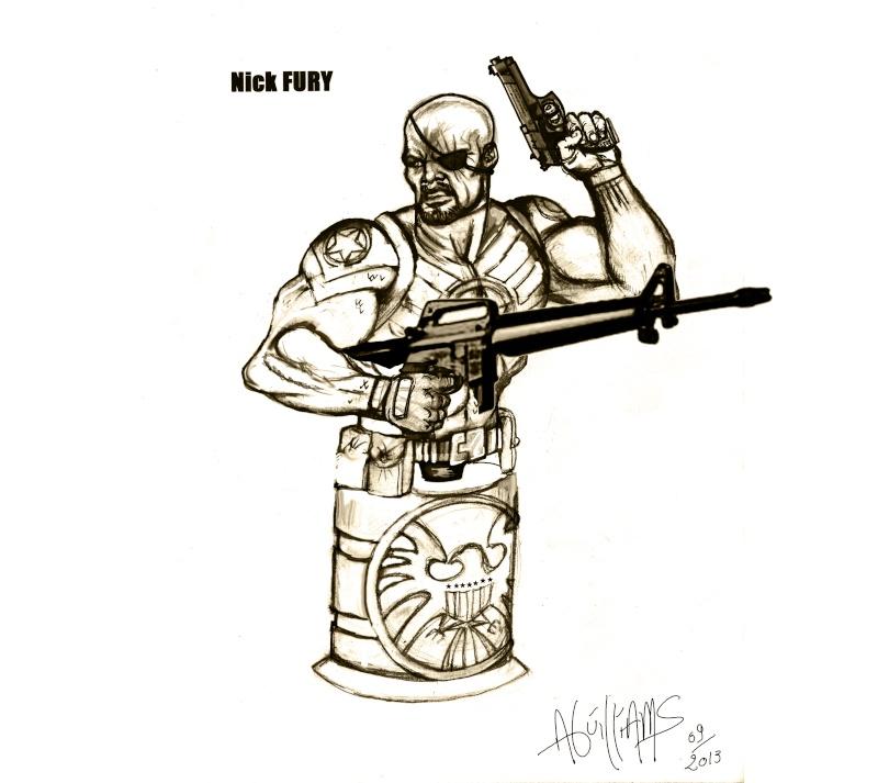 Buste - Steve Rogers  Bust_n10
