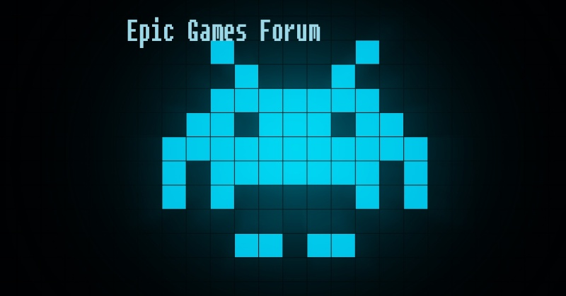 EpicGames Forum