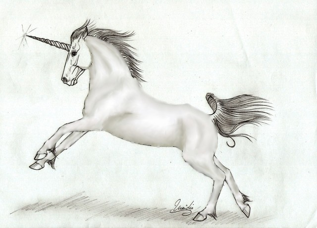 Palette, crayons, pinceaux... Licorn10