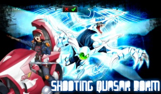 Shooting Quasar Dorm