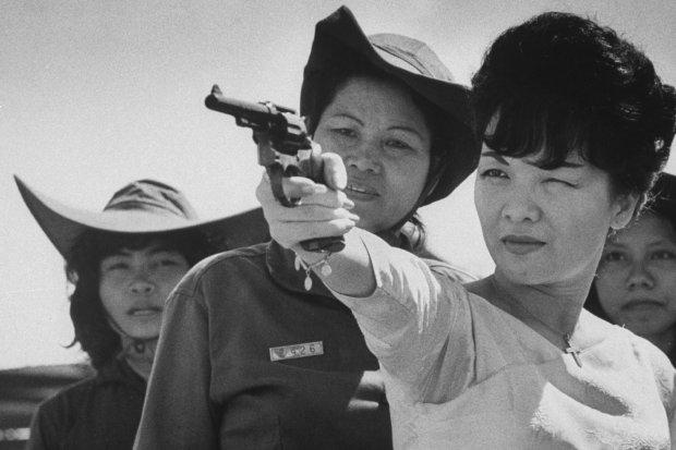 """""""Bà cố vấn"""" của chế độ Diệm - Nhu 13800310"""