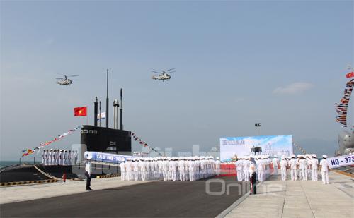 Tàu ngầm Kilo Việt Nam tiêu bao nhiêu tiền trong một năm? 15011410