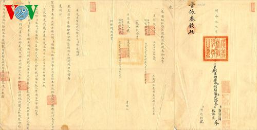 Chủ quyền Hoàng Sa, Trường Sa từ cứ liệu lịch sử 19072010