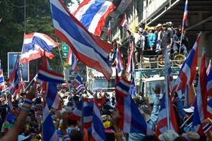 Tình hình Thái Lan 20131211