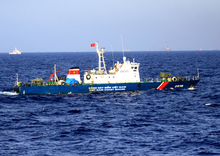 Trung Quốc - Tham vọng bá quyền Biển Đông 2014_111