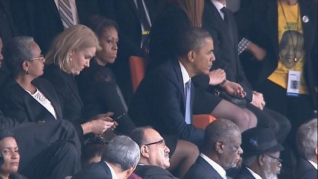 """Những bức ảnh gây """"bão"""" của ông Obama 26030310"""