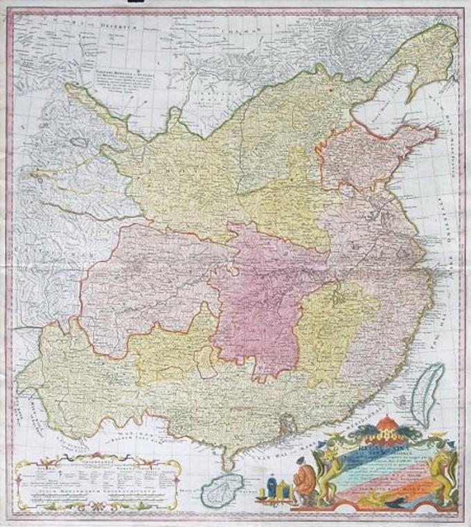 Những tấm bản đồ chứng minh Hoàng Sa, Trường Sa thuộc về Việt Nam 69899610