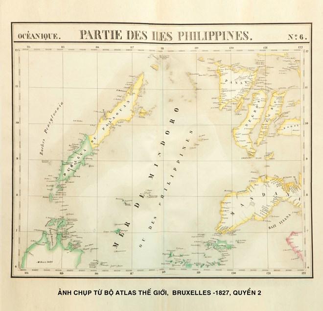 Những tấm bản đồ chứng minh Hoàng Sa, Trường Sa thuộc về Việt Nam Anh_1_11