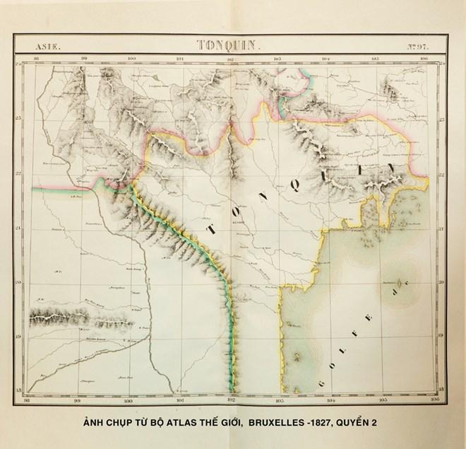 Những tấm bản đồ chứng minh Hoàng Sa, Trường Sa thuộc về Việt Nam Anh_3_11