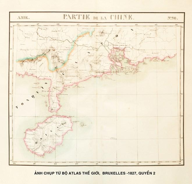 Những tấm bản đồ chứng minh Hoàng Sa, Trường Sa thuộc về Việt Nam Anh_4_11