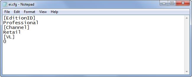 """Thực hiện """"cài đặt sạch"""" Windows 8.1 với mã khóa Windows 8 Create11"""