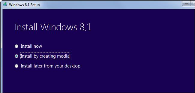 """Thực hiện """"cài đặt sạch"""" Windows 8.1 với mã khóa Windows 8 Downlo10"""