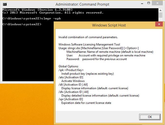 Hướng dẫn sao lưu và khôi phục bản quyền cho Windows 8.1 Image017