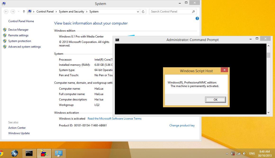 Hướng dẫn sao lưu và khôi phục bản quyền cho Windows 8.1 Image029