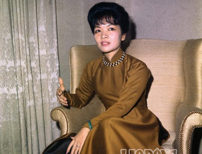 """""""Bà cố vấn"""" của chế độ Diệm - Nhu Laodon10"""
