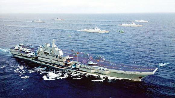 Những điểm yếu trí mạng của hải quân Trung Quốc Tau-sa10