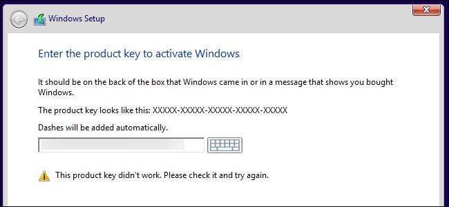 """Thực hiện """"cài đặt sạch"""" Windows 8.1 với mã khóa Windows 8 Window10"""
