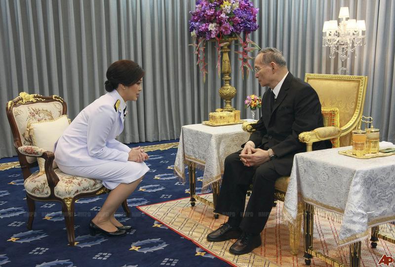Tình hình Thái Lan Yinglu10