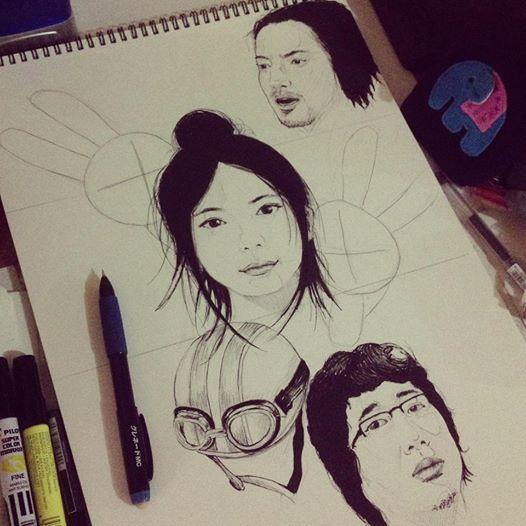 Post your Fan-art ~ Artwork - Page 22 Asd11