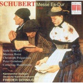 Schubert: musique sacrée (messes et magnificat) 51ck4r10