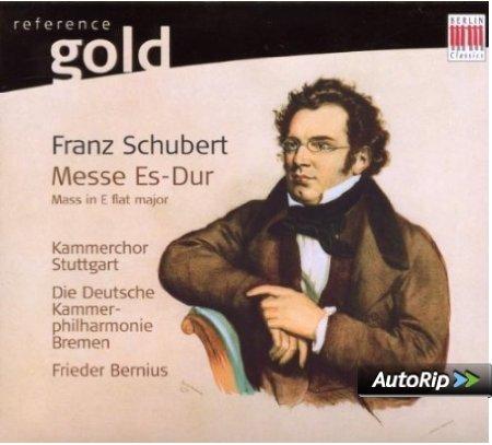 Schubert: musique sacrée (messes et magnificat) 51mvog10