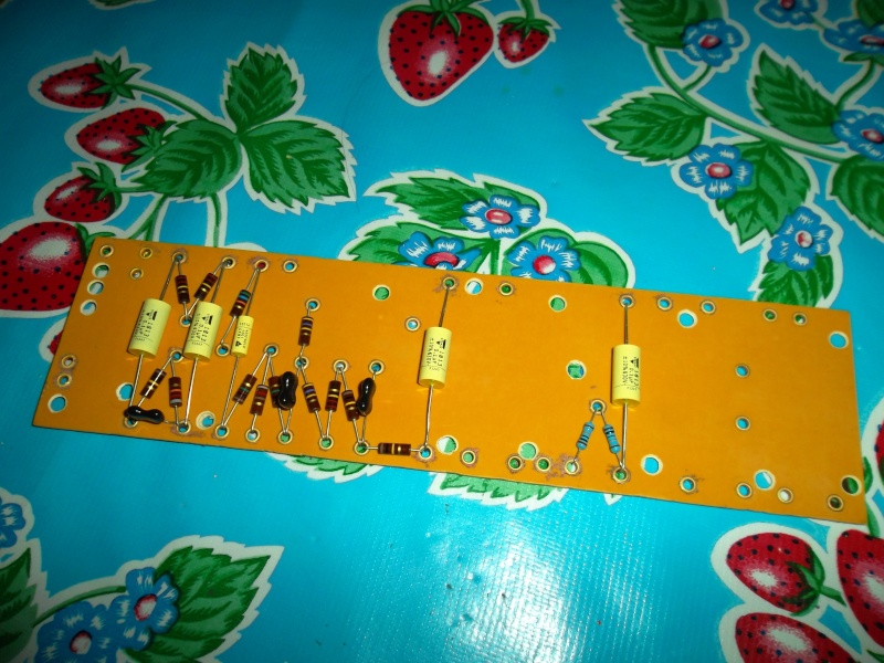 Construction de 3 Bassman Blonde 2(63' 6G6b)et 1(62' 6bj3). Sam_0412