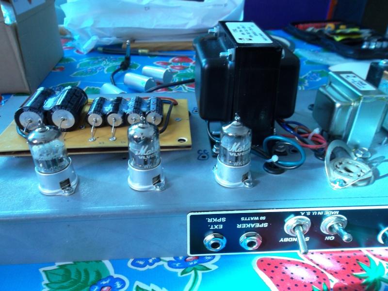Construction de 3 Bassman Blonde 2(63' 6G6b)et 1(62' 6bj3). - Page 7 Sam_0711