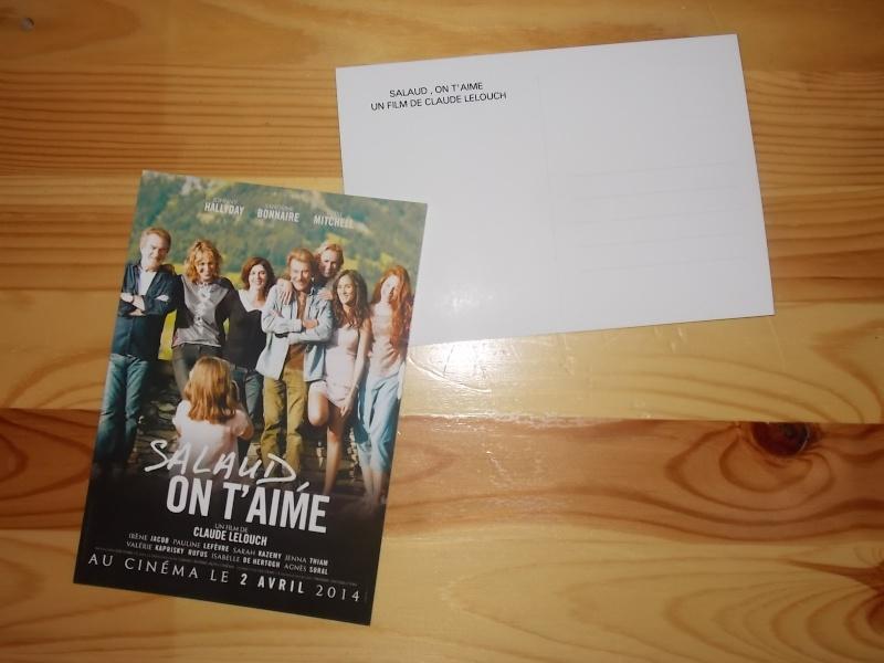 Avis aux fans : Vends Carte postal du film Salaud on t'aime Dscn3310