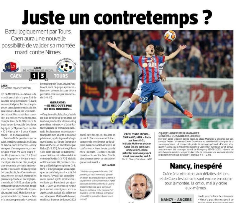 [37e journée de L2] SM Caen 1-3 Tours FC - Page 4 14051011