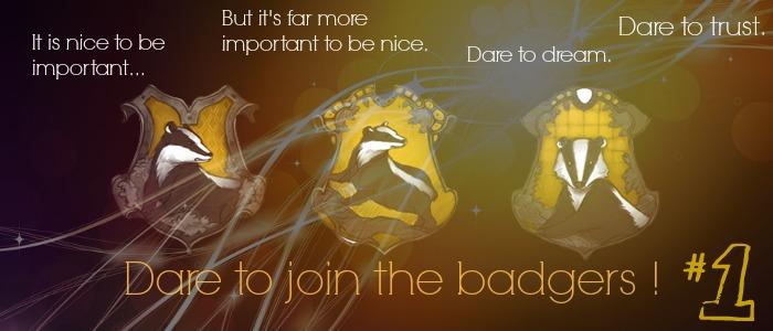 Création de Bannière [Exposez les ici !!] - Page 3 Badger10