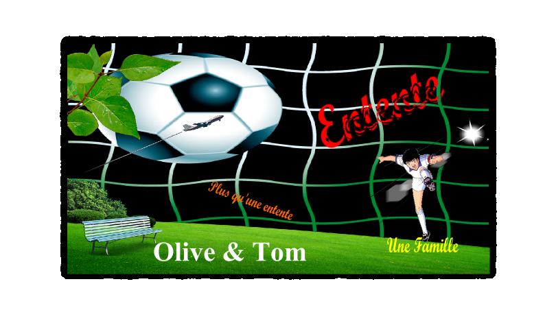 ¤ Olive et Tom {O-T} ¤