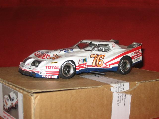 """Corvette """"Spirit of Le Mans 76"""" Corvet16"""