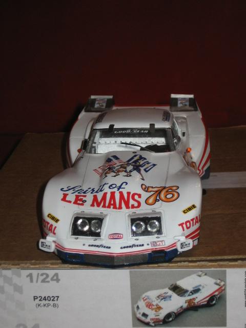 """Corvette """"Spirit of Le Mans 76"""" Corvet18"""