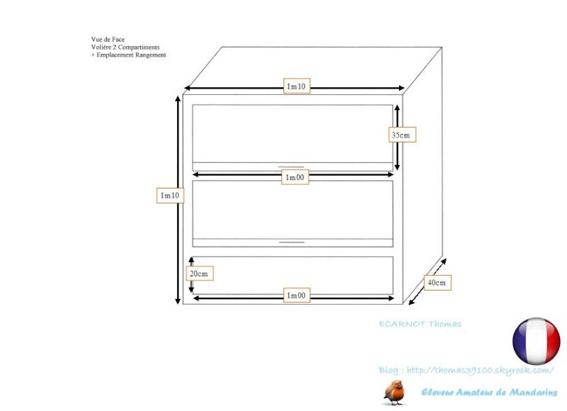 Fabrication d'une cage en plastique . 31053112